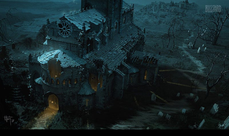 The Fine Art of StarCraft II, Diablo III and World of Warcraft