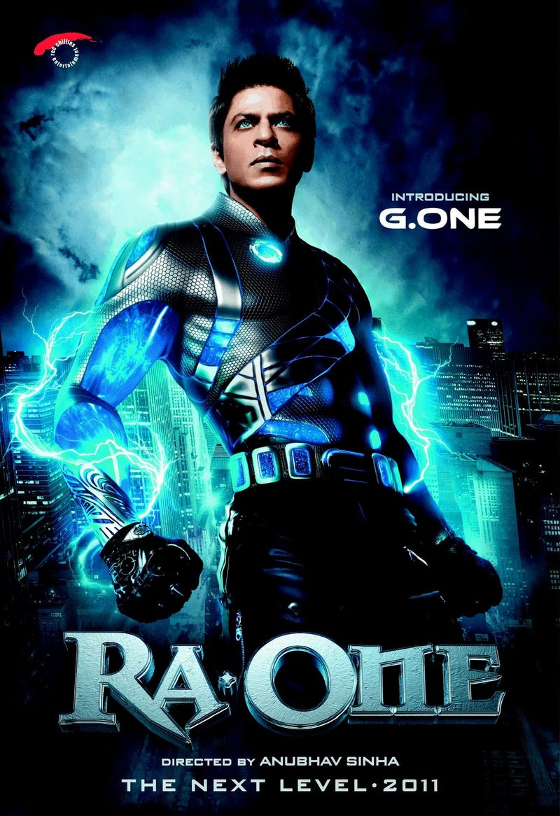 Ra.One — the most insane Indian science fiction movie of all time?