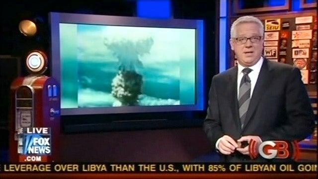 Did Glenn Beck Just Blame the Japanese Quake on 'Radical Islam'?