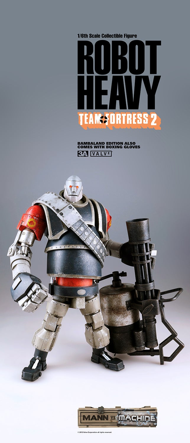 Sweet TF2 Figures Demand Metal Sandwiches