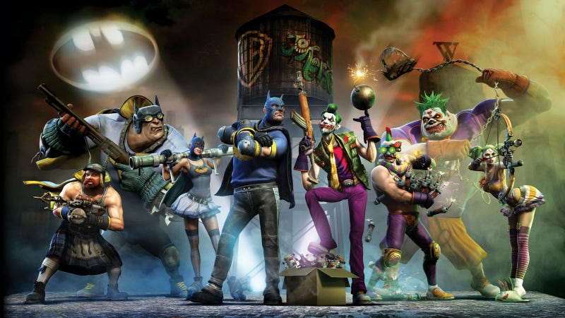 Gotham City Impostors Carries a 'Sensual' Voice Option