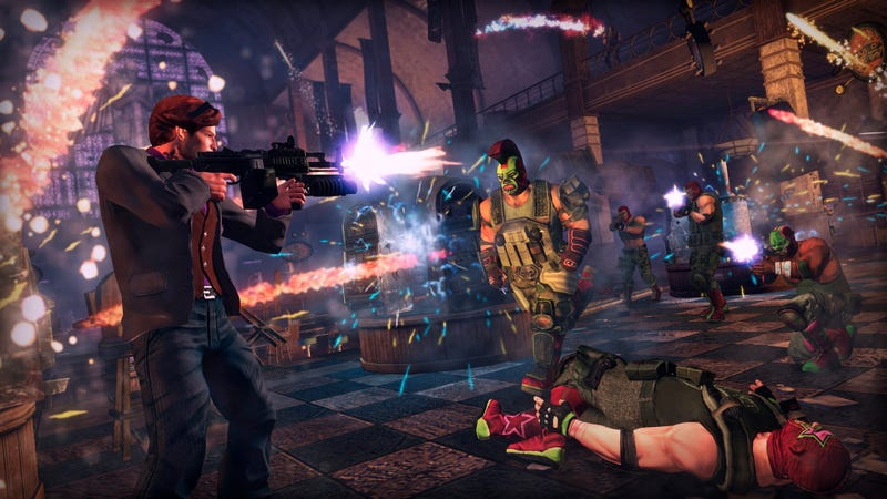 Intimidation Played No Part in These Saints Row: The Third Review Scores