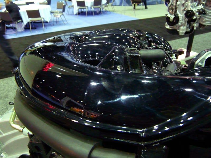 Lexus IS350 2GR-FSE V6