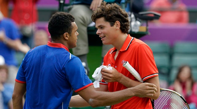 Here's A First-Hand Account Of Jo-Wilfried Tsonga's Olympic Triumph That You'll Never Forget