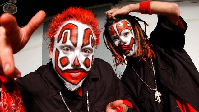 Insane Clown Posse Is Actually, Legitimately, Amazingly Suing the FBI