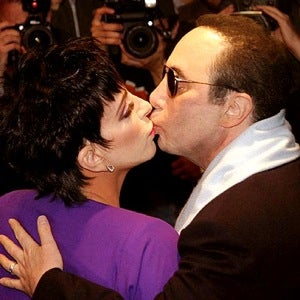 For the Record: Liza Minnelli Did Not Give David Gest Herpes