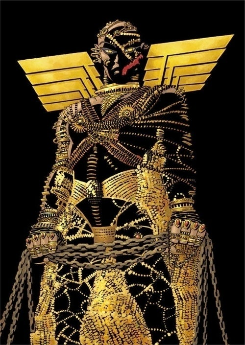 Frank Miller returns to Ancient Greece with Xerxes