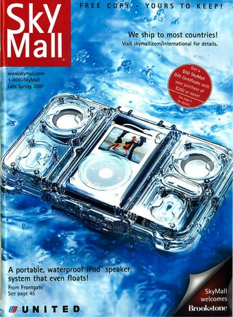 The Tyranny of SkyMall Trend Stories