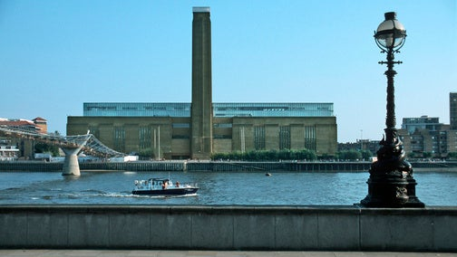 The Tate Gets a Design That Would Satisfy the Ancient Egyptians