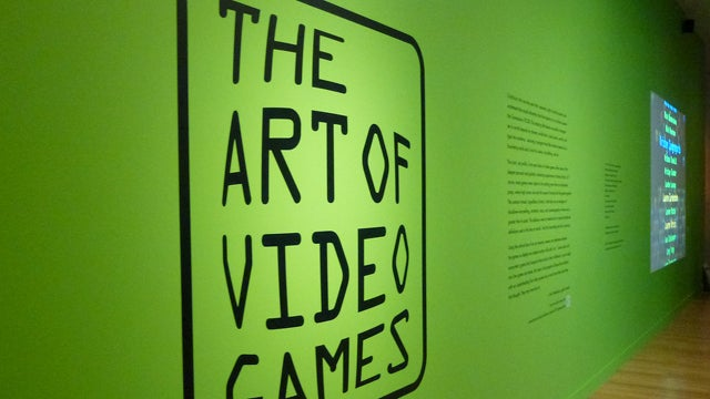 I Played Myst at the Museum: Visiting The Art of Video Games