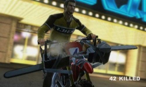 Bringing Dead Rising 2's Dirt Bike To Life