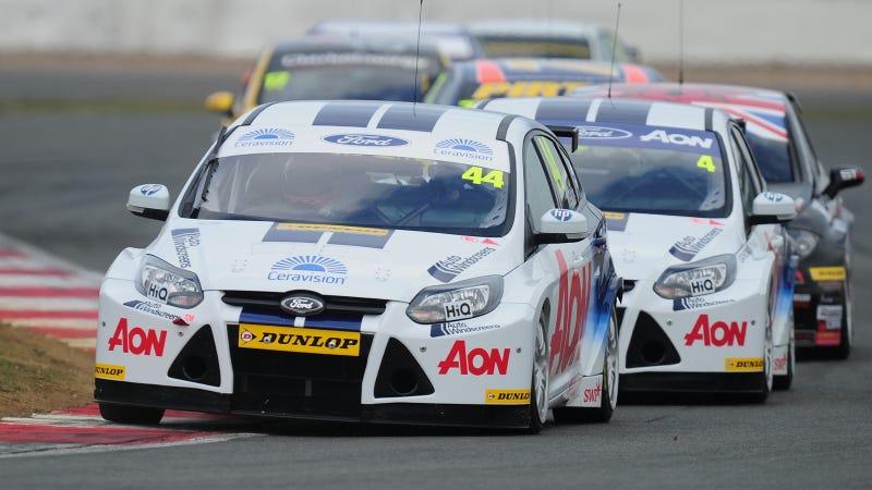 Weekend Motorsports Roundup: Dec. 22-23, 2012