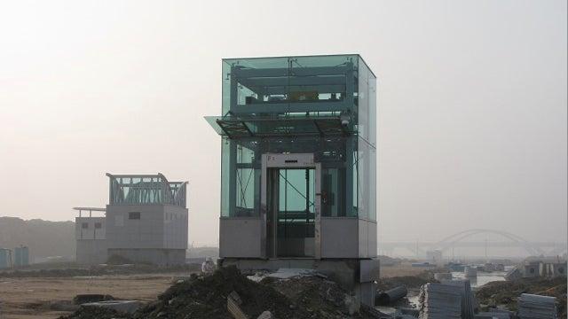 The Korean Subway to Nowhere