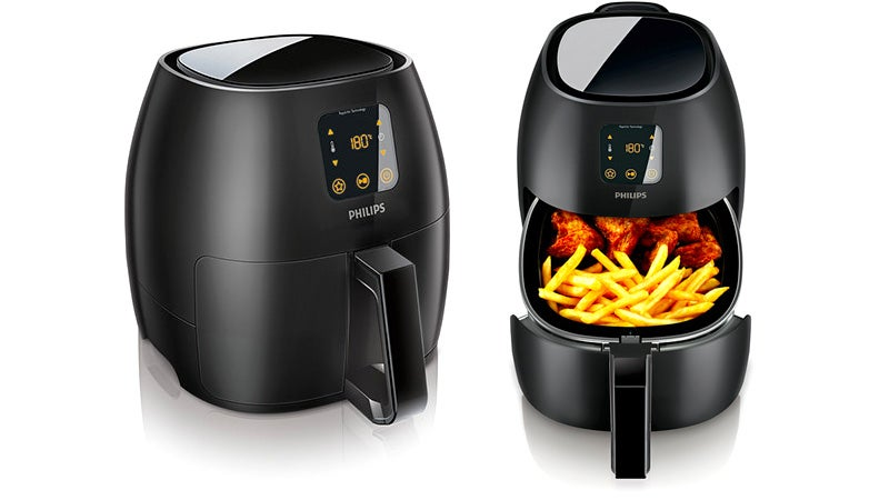 Larger, Faster Airfryer XL Serves Up Even More Low-Fat, Deep-Fried Snacks