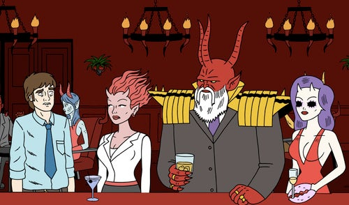 "In ""Ugly Americans,"" New York Is Full Of Monsters"