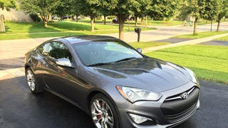 2014 Hyundai Genesis Coupe 3.8 R-Spec: The OppositeLock Review