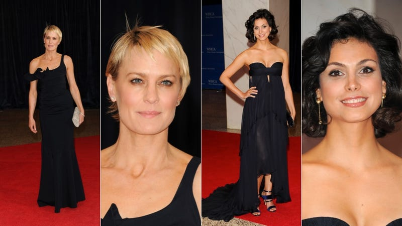 White House Correspondents' Dinner Fashion: Cold Shoulders, Hot Messes