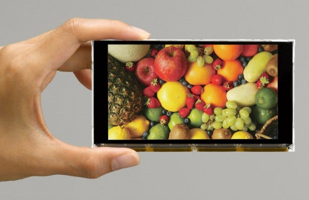 The World's Smallest Full HD Display