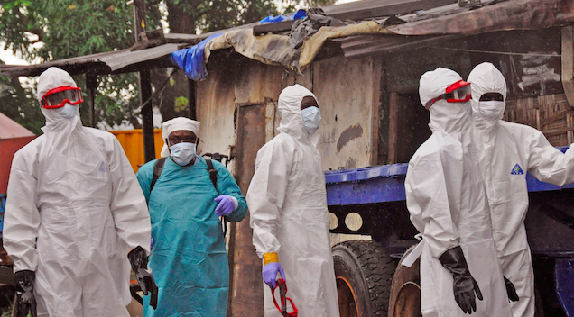 "Third American Contracts Ebola, CDC Warns Epidemic Is ""Out of Control"""