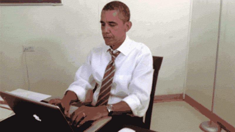 President Obama: NSA Spying Keeps America Safe, So Get Over It
