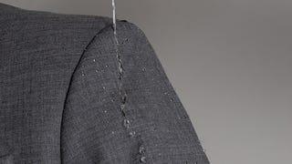 The Invincible Wool Jacket Fears No Rain