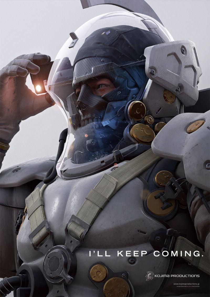 Hideo Kojima Was So Worried About E3 Leaks