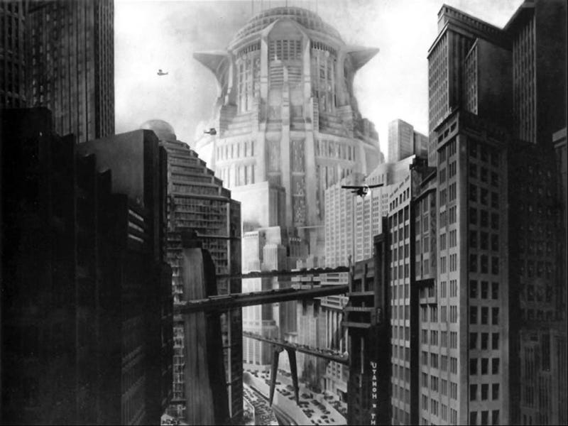Great Science Fiction Creators Who Have Studied Architecture