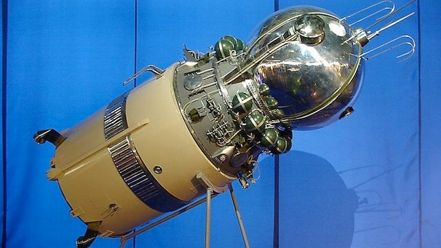 A Tribute to the Vostok 3KA: the Craft That Carried the First Man Into Orbit