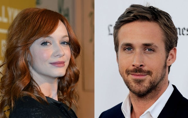 Sexiest Movie Ever: Ryan Gosling Directorial Debut Will Feature Christina Hendricks