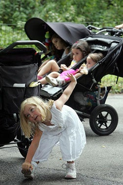I Saw A Crazy: 'Nanny' Policing Goes Off Rails