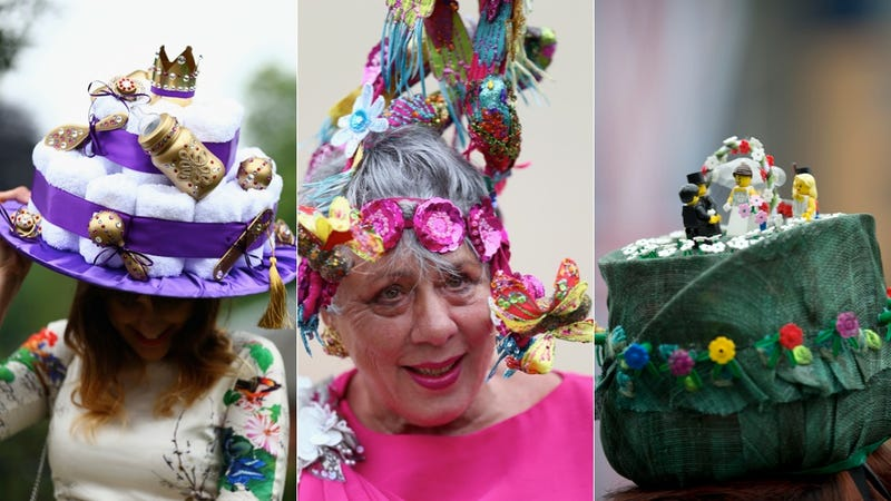 The Huge, Heavenly and Hilarious Hats of the Royal Ascot