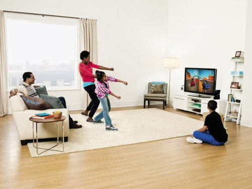 The Whole World Looks Silly Playing Kinect