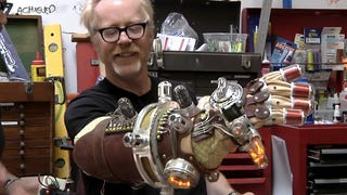 Adam Savage Explains Extensively How He Built His <em>Hellboy</em> Mecha-Glove
