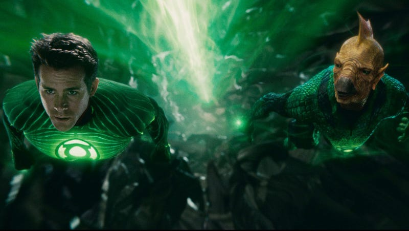 Green Lantern wants to be Star Wars, but it's more like the Star Wars prequels