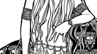 Lylas from Tanith Lee's Death's Master