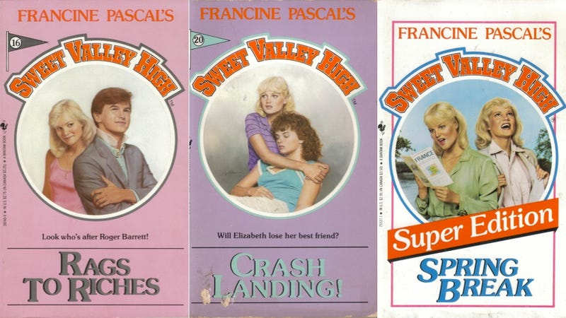 A Serious Scholar's Secret Past as a Sweet Valley High Ghostwriter