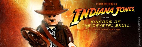 New Indy Movie LEGO Sets Offer Exclusive Peek Into Crystal Skull