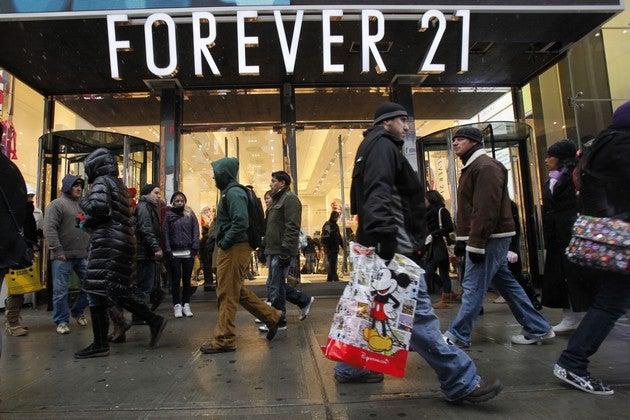 Forever Shopping