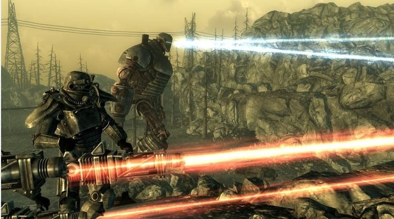 Fallout 3: Broken Steel Gameplay Footage