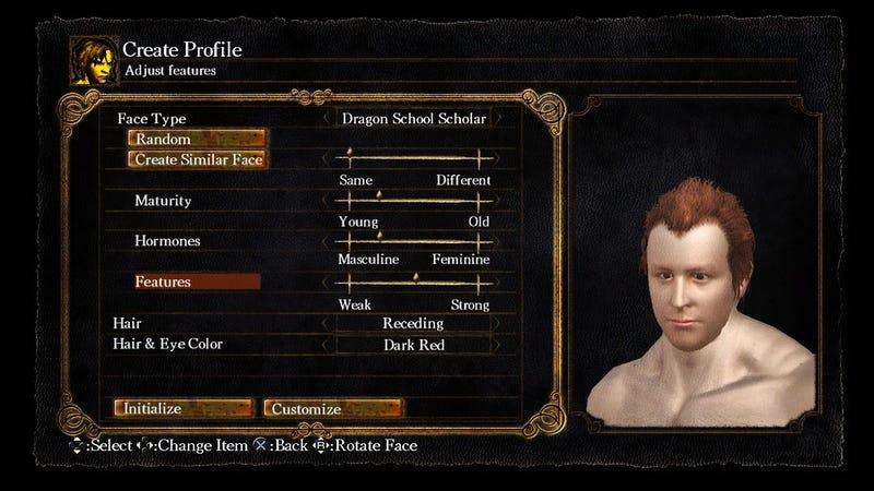 Hot New Dark Souls Screens Show Its 'Clothing Optional' Class