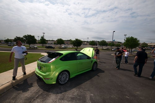 2010 Ford Focus RS: First U.S. Drive