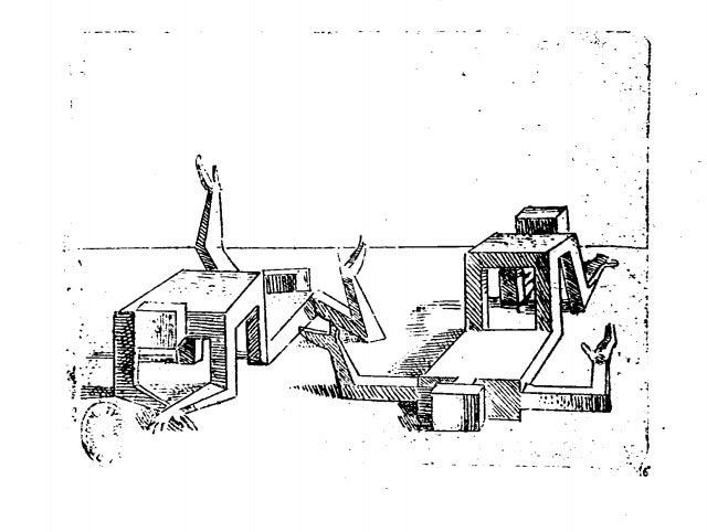 Szürrealista figurák a tizenhetedik századból