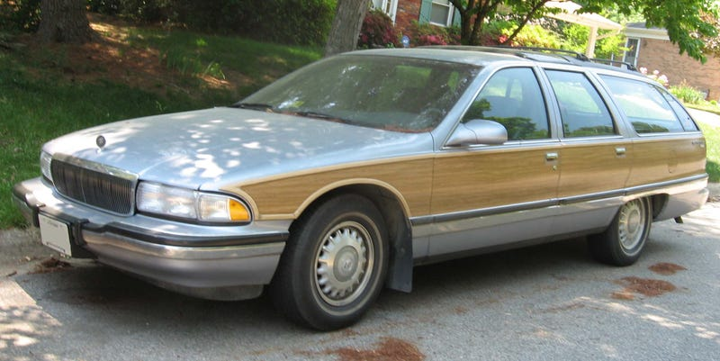 What does Oppositelock think of... Buick Roadmaster Estate