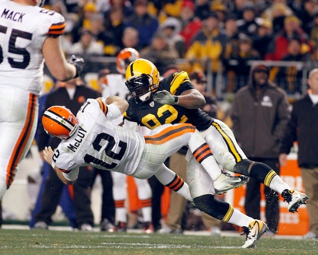 James Harrison: The Villain The NFL Wants