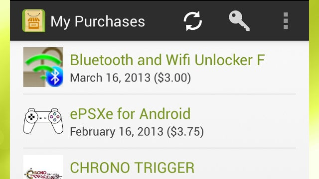My Purchases Shows You the Android Apps You've Bought (Because Google Won't)