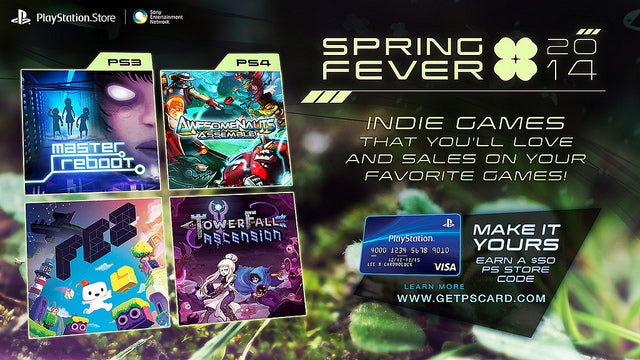 Sony's Spring Fever Sale Discounts Towerfall, FEZ, Luftrausers