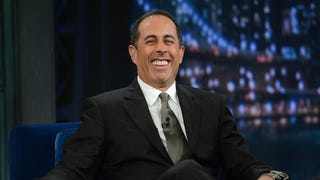 Normal People Continue to Disgust Jerry Seinfeld