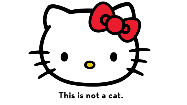 I'm Sorry, Hello Kitty Is Not A Cat