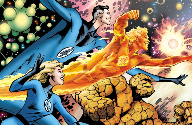 Today in comics, one-quarter of the Fantastic Four will die!