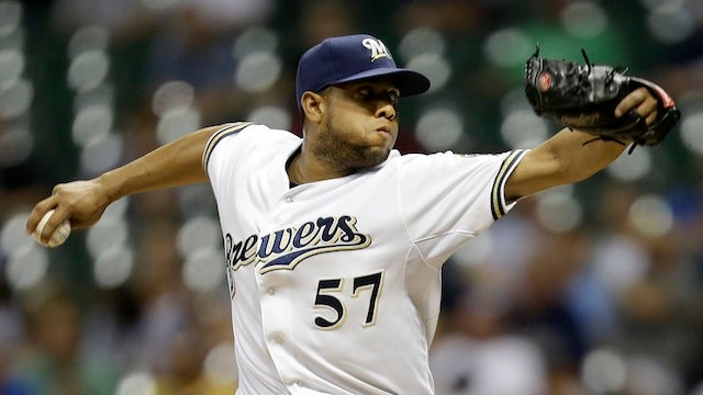 Francisco Rodriguez Can't Pitch Because He Stepped On A Cactus